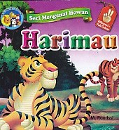 Seri Mengenal Hewan – Harimau – Bilingual & Full Color