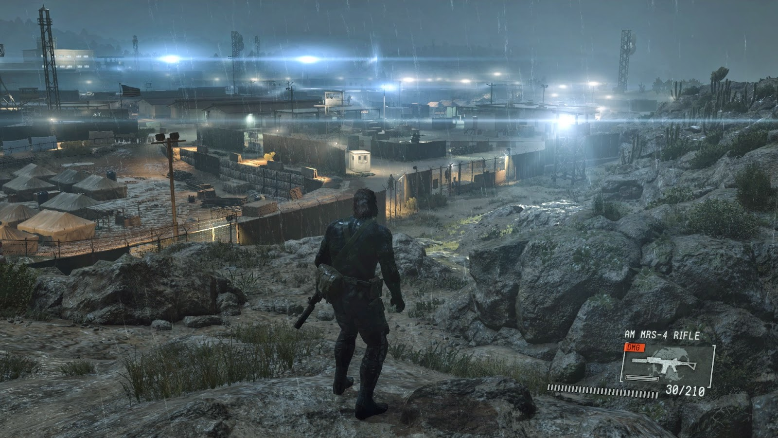 Metal Gear Solid Ground Zeroes Video Game 4k Hd Desktop: Metal Gear Solid 5: Ground Zeroes Review