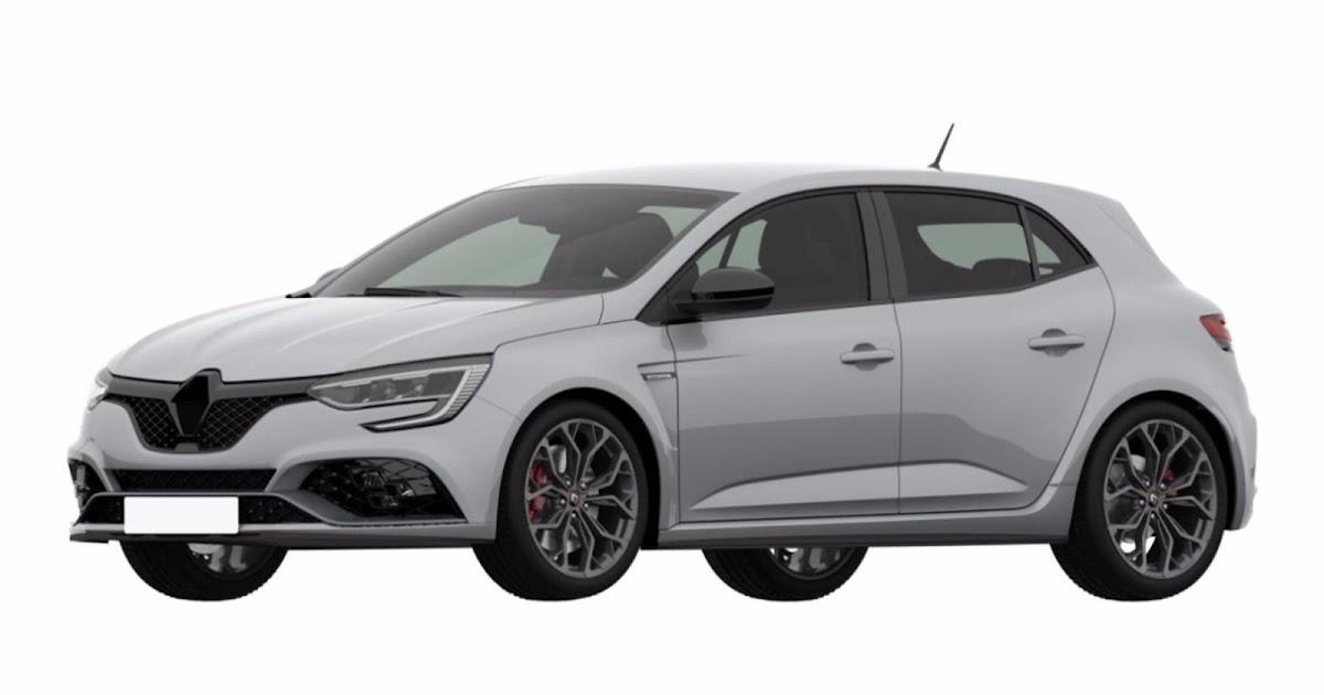 Renault Megane RS 2018 é revelado por registros de patente