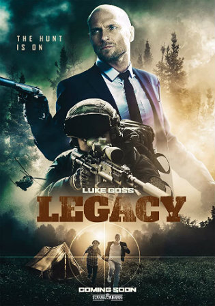 Legacy 2020 HDRip 800Mb English 720p ESub