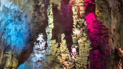 Las Cuevas de Canelobre