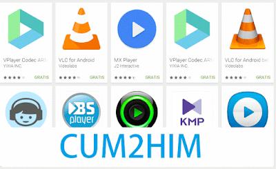 5 Aplikasi Pemutar Video Android Paling baik