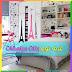 غرف نوم بنات : افكار ديكورات بناتي رائعة