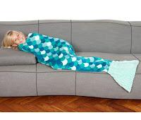 Concorso Giochi Preziosi : in palio 100 coperte coda Sirena Kanguru