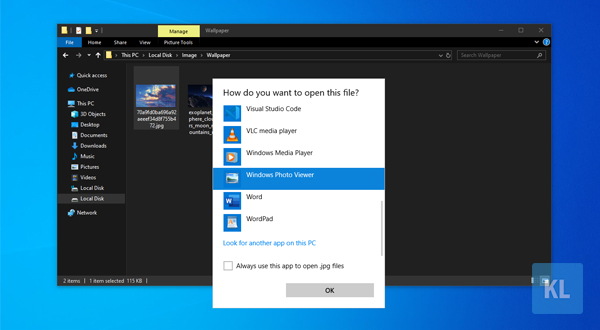 Cara menggunakan Windows Photo Viewer di Windows 10