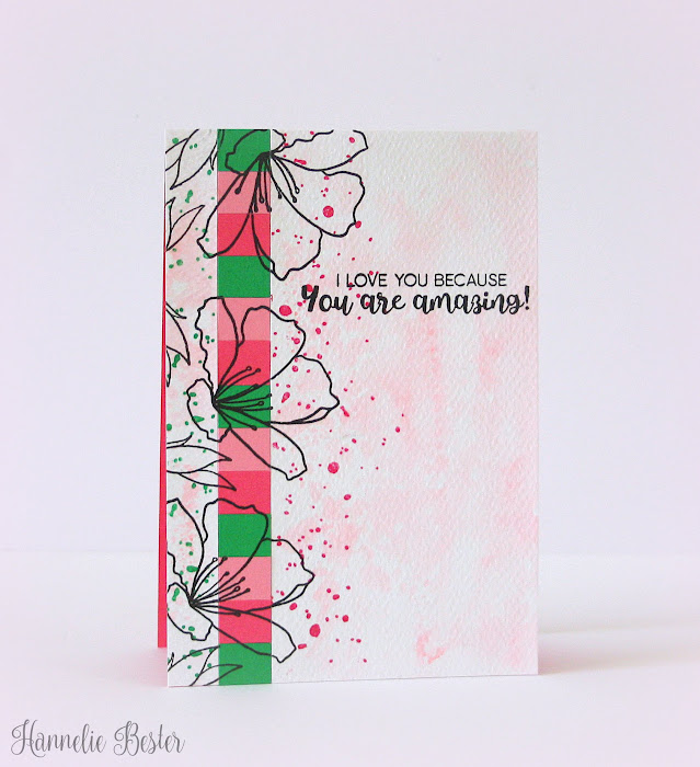 Altenew Springtime azalea