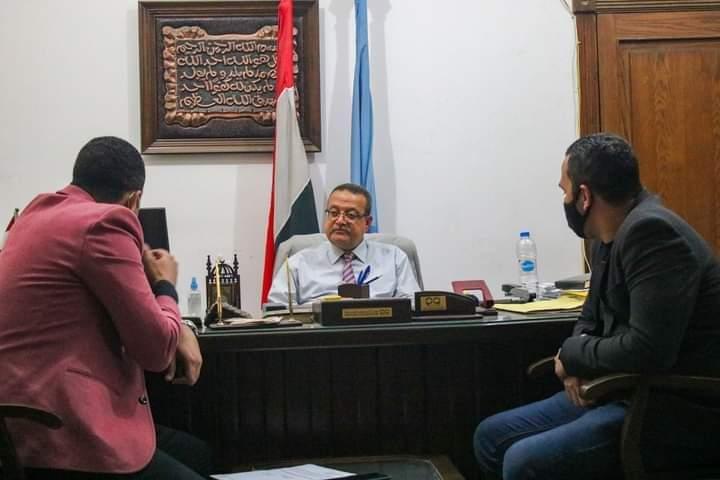 الاتحادقوة البركةبالشباب بدءحل_ازمة_كوبري_محمد_نجيب بالمرج
