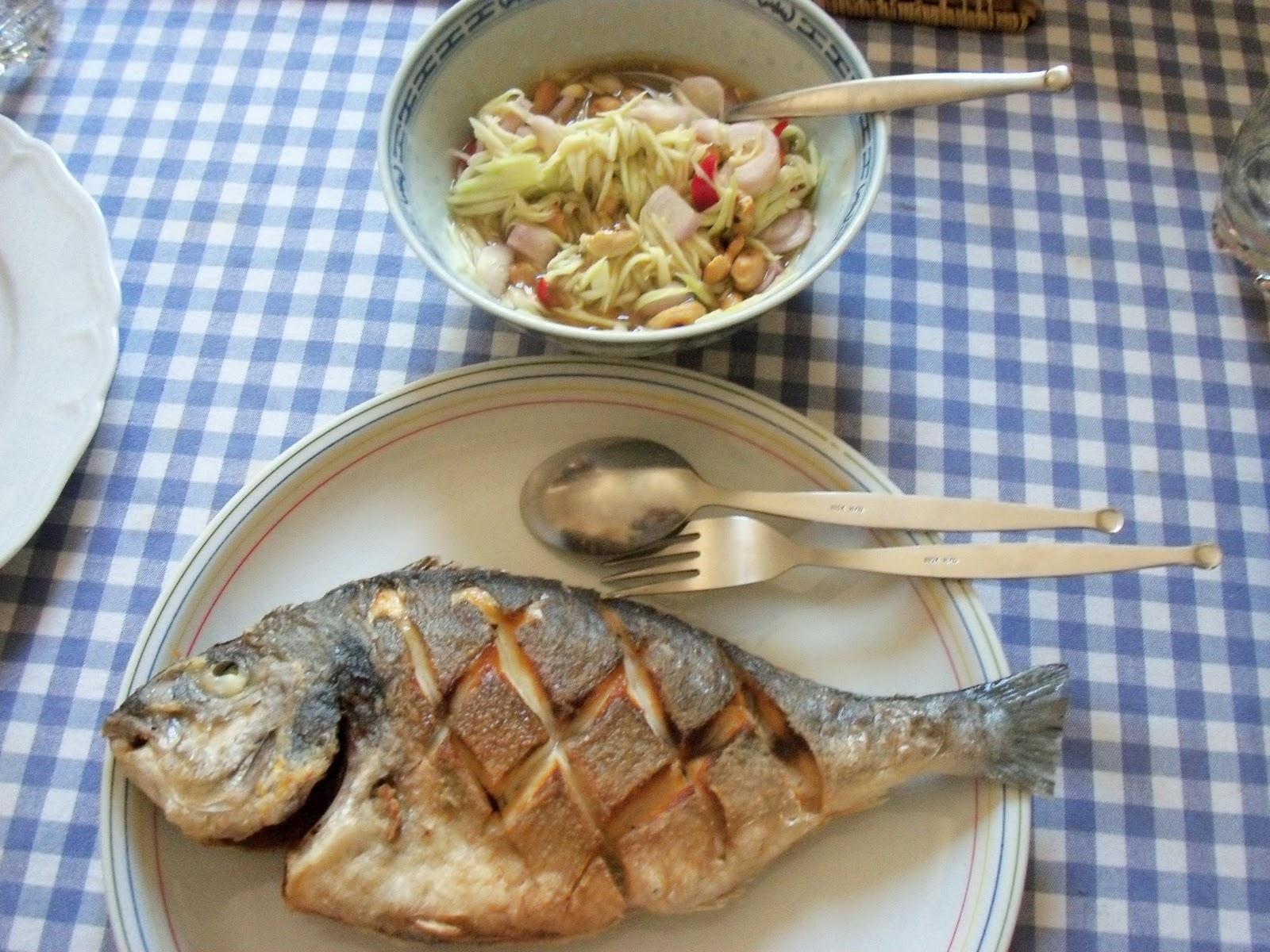 poisson frit recette
