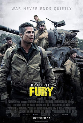 Sinopsis film Fury (2014)