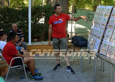 Escuela de Pesca Aranjuez
