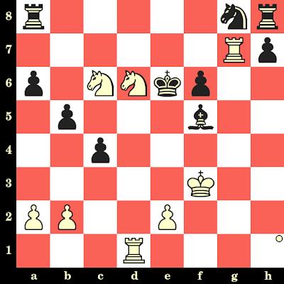 Les Blancs jouent et matent en 4 coups - Michael Basman vs Craig Dawson, Torquay, 1982