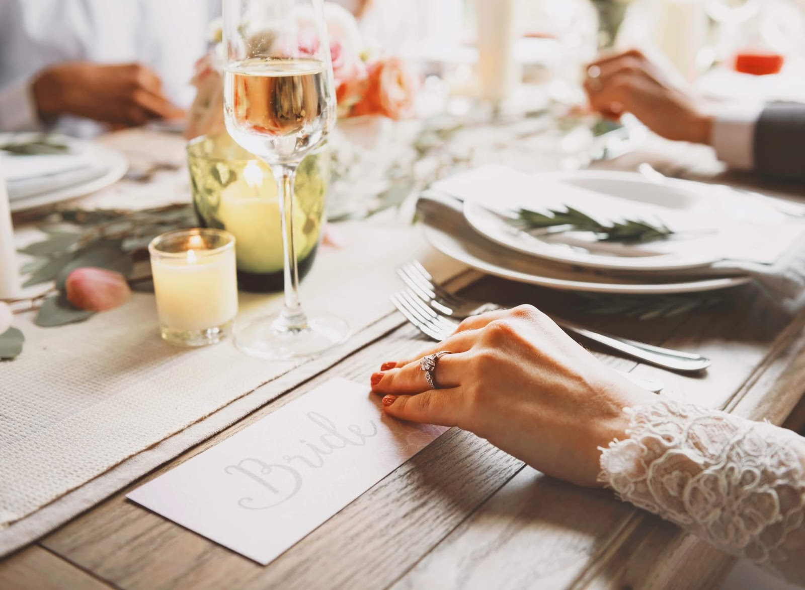 The pros and cons of a wedding breakfast