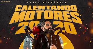 """Stand Up Comedy """"Calentando motores"""" con Paulo Hernández"""