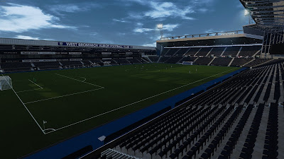 PES 2021 Stadium The Hawthorns
