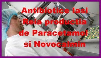 la cat timp dupa paracetamol se administreaza novocalmin
