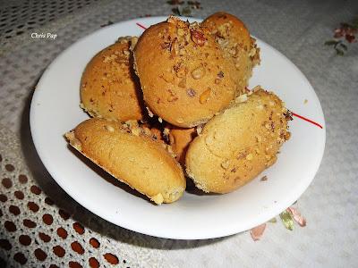 Κούπα με νόστιμα τραγανά κουλουράκια νηστίσιμα