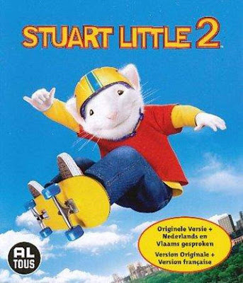 Stuart Little 2 Dual Audio 720p BRRip 650Mb x264