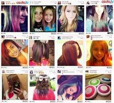 Hot Huez Chalk ( pewarna rambut praktis ) adalah Pewarna Rambut Terbaru  Praktis dengan model gaya yang lagi hot ccf6a6ead5