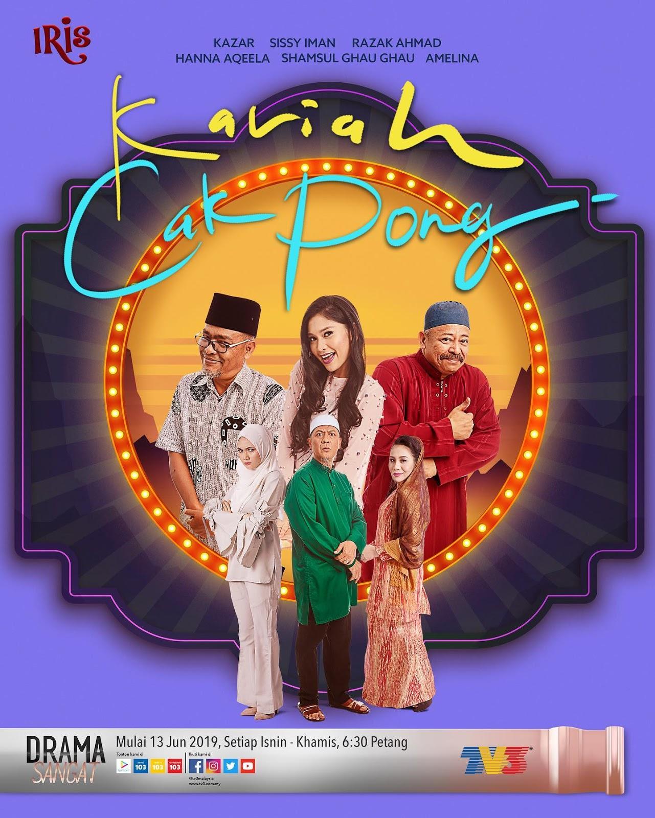 Drama Kariah Cak Pong
