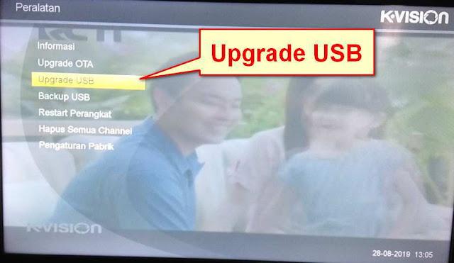 Upgrade USB K-Vision Bromo C2000