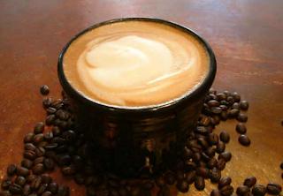 Resep Membuat Kopi Latte hangat