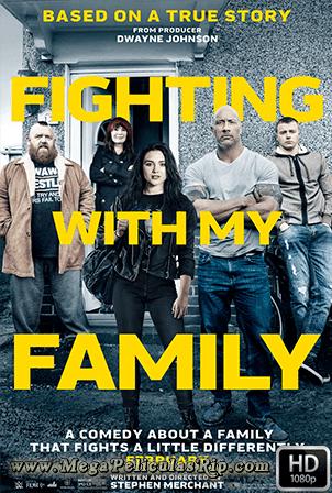 Luchando Con Mi Familia [1080p] [Latino-Ingles] [MEGA]