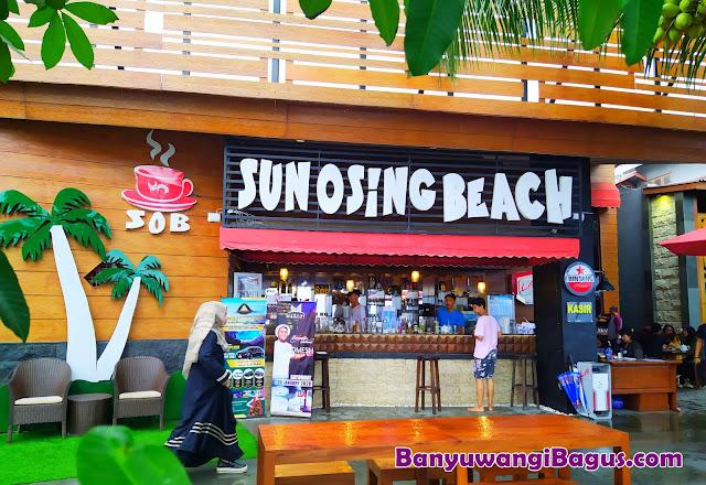 Sun Osing Beach