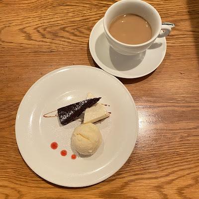 デザート,コーヒー