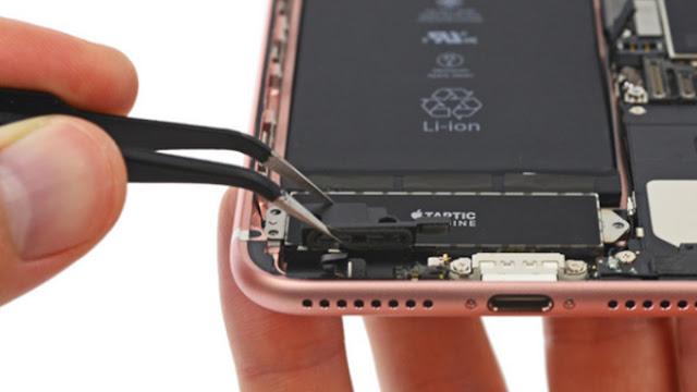 هل بالفعل تحترق هواتف آيفون 7؟