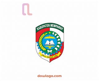 Logo Kabupaten Mempawah Vector Format CDR, PNG