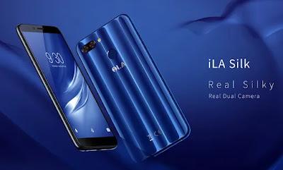 iLa silk Smartphone