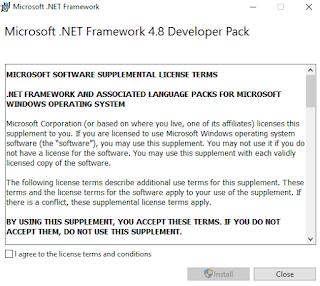Cara Install .NET Framework 4.8 Terbaru Dengan Mudah