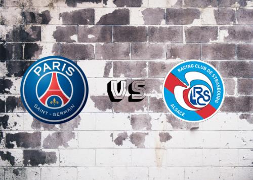 Paris Saint-Germain vs Estrasburgo  Resumen y Partido Completo
