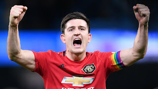 Solskjaer confirms Maguire will be Utd's new full-time captain replacing Young