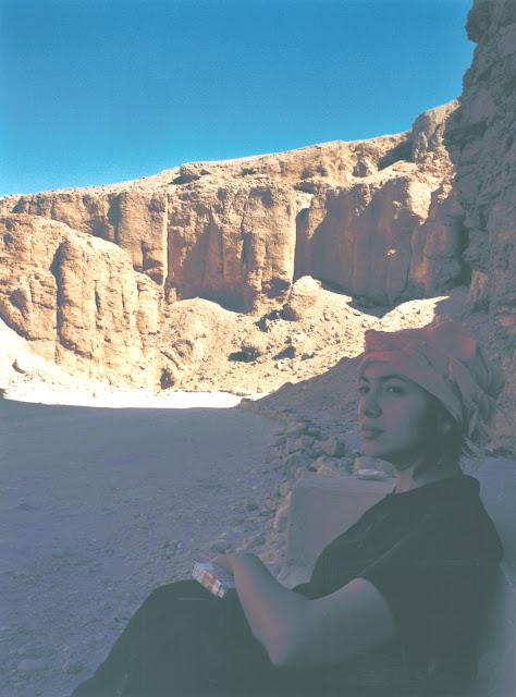 Valle de los Monos, Luxor