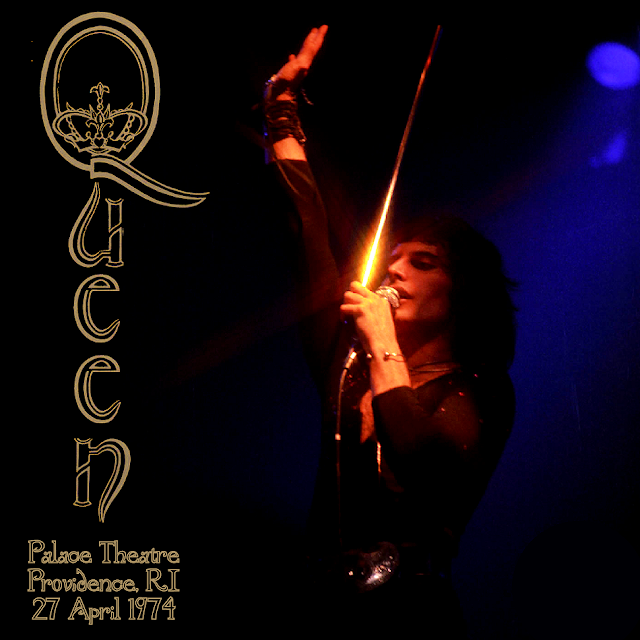 Queen - Providence, USA (1974)