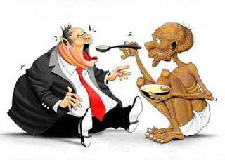 Orang Kaya Tapi Sebenarnya Miskin