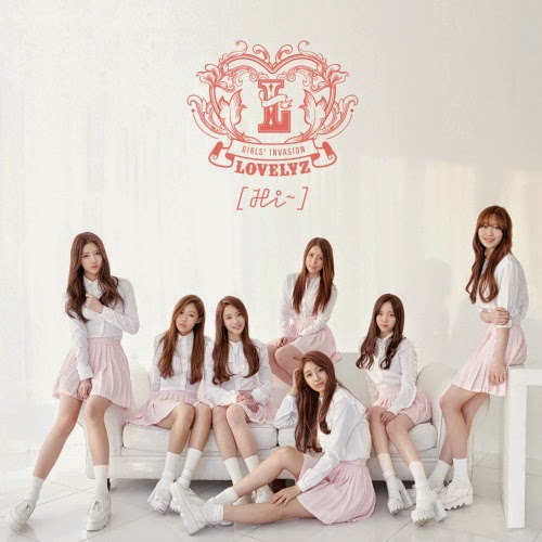Lovelyz Hi English Translation Lyrics
