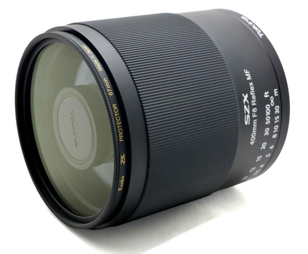 Tokina SZX SUPER TELE 400mm f/8 Reflex MF