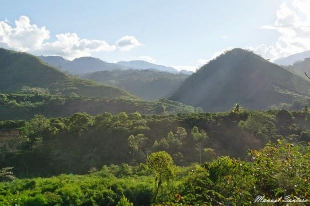 San Ramon, nei dintorni della Catarata La Encantada