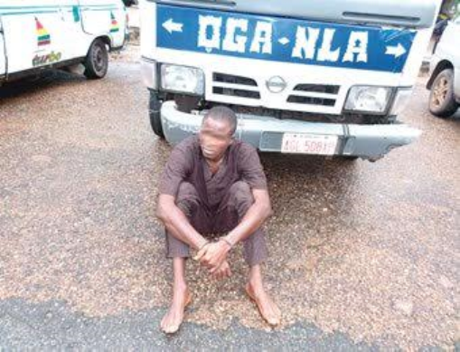 , 24 hours of employment, Driver disappears with company vehicle, Latest Nigeria News, Daily Devotionals & Celebrity Gossips - Chidispalace