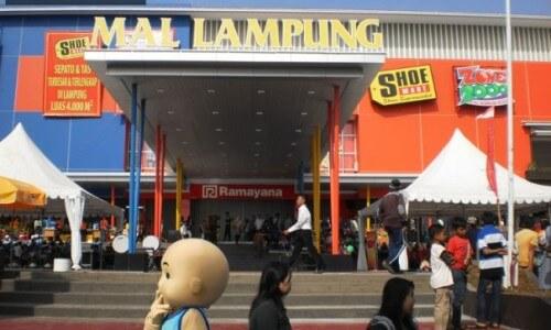 Ramayana Mal Lampung
