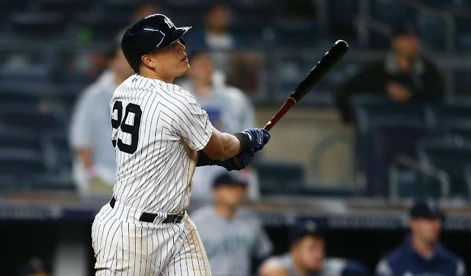 Giovanny Urshela Selló La Victoria De Yankees Sobre Filis.