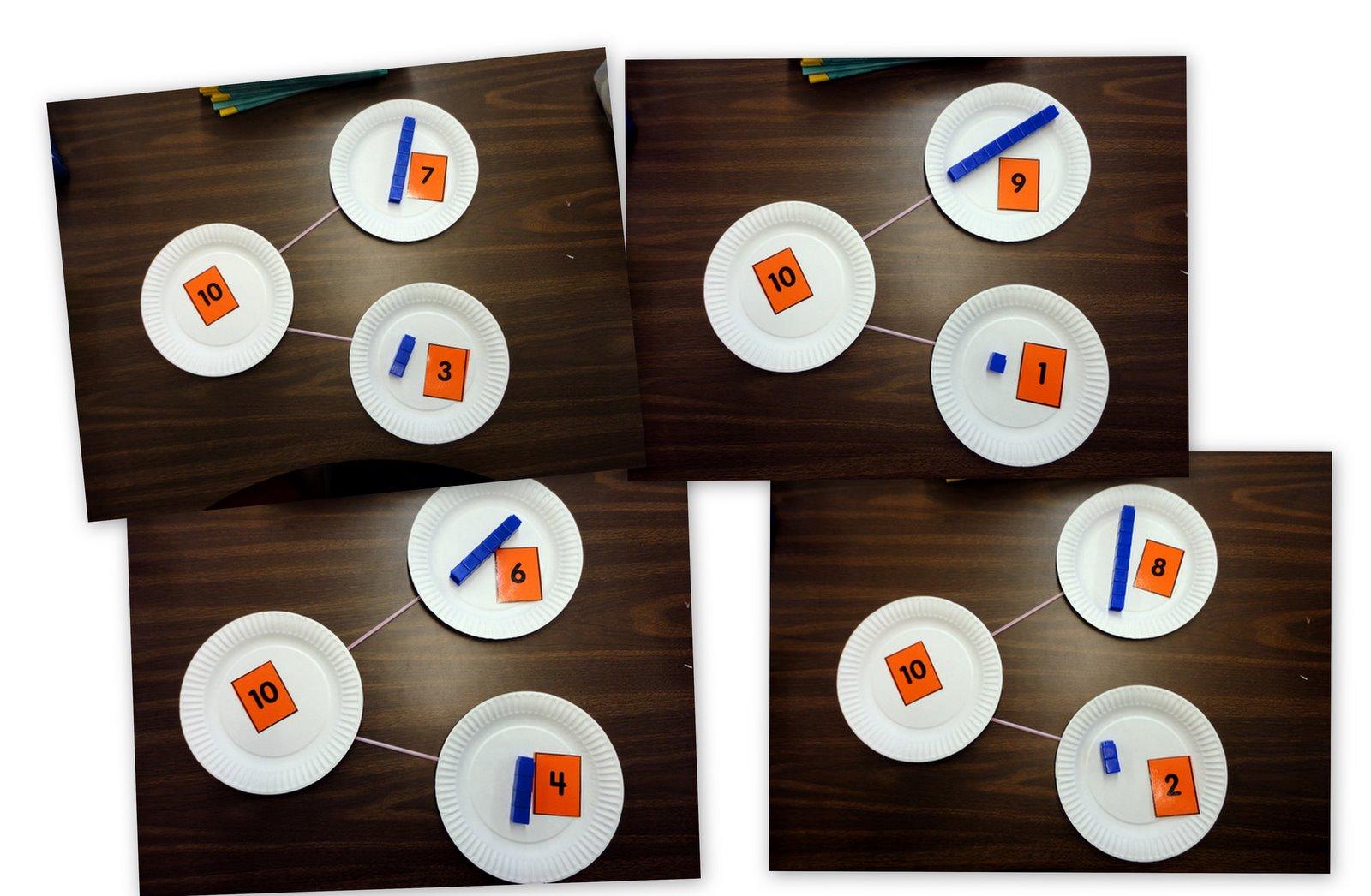 Inside The Classroom Number Bonds