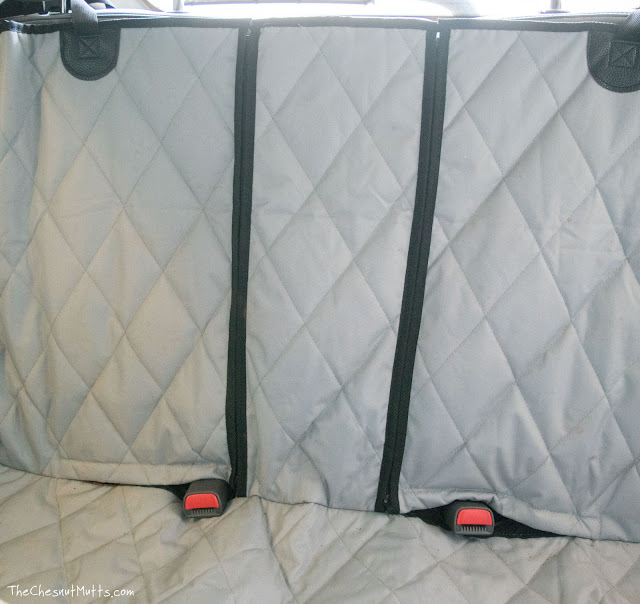 4Knines vehicle cover for rear seats