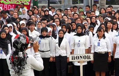 Ribuan Guru Honorer K2 Tidak Bisa Ikut Sertifikasi