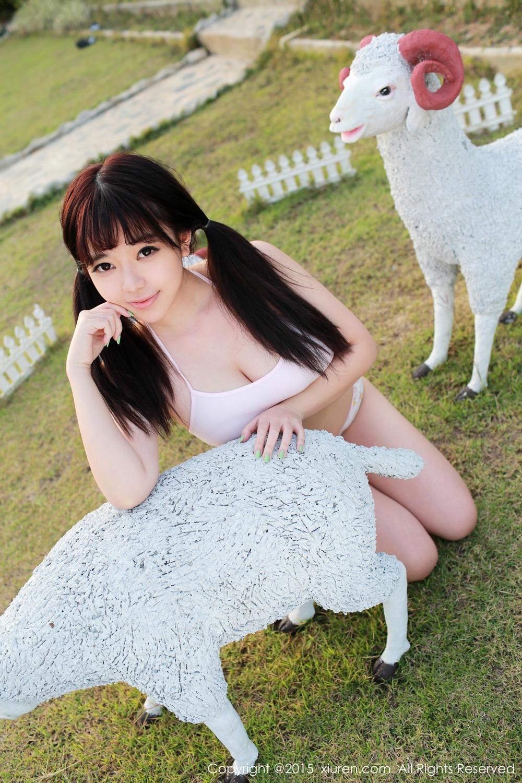 0019 - Sexy Cute Girl Model XIUREN NO.291 FAYE