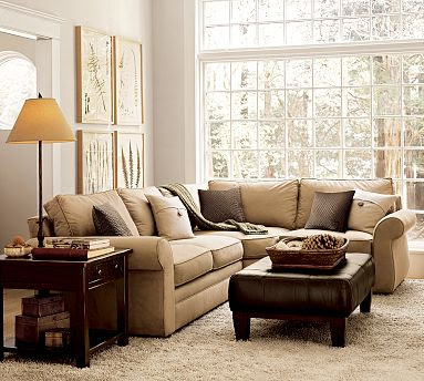 Beautiful Persuasion Home Theater Pottery Barn Living Room