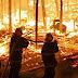البرازيل ترفض مساعدة فرنسا لاطفاء حرائق الامازون.. وتهاجم ماكرون