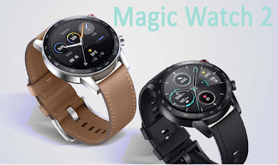 Honor Magic Watch 2 pic